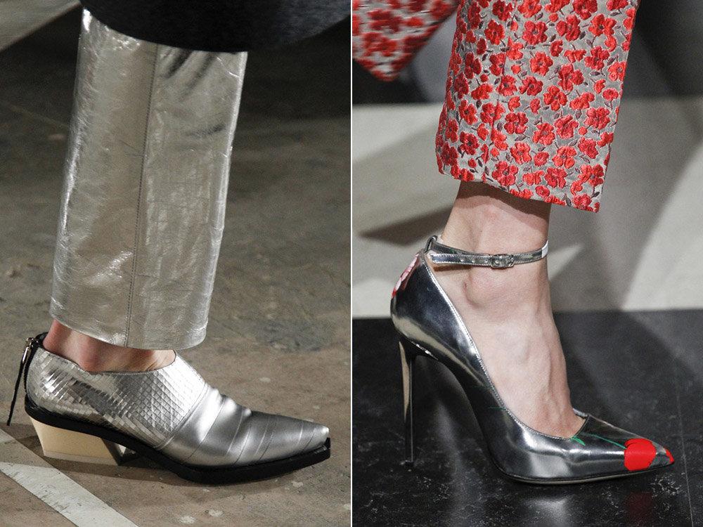 aa4e26105 Сама по себе такая обувь выглядит очень необычно. Но в сочетании со  сдержанным темным верхом твой look будет смелым и стильным.